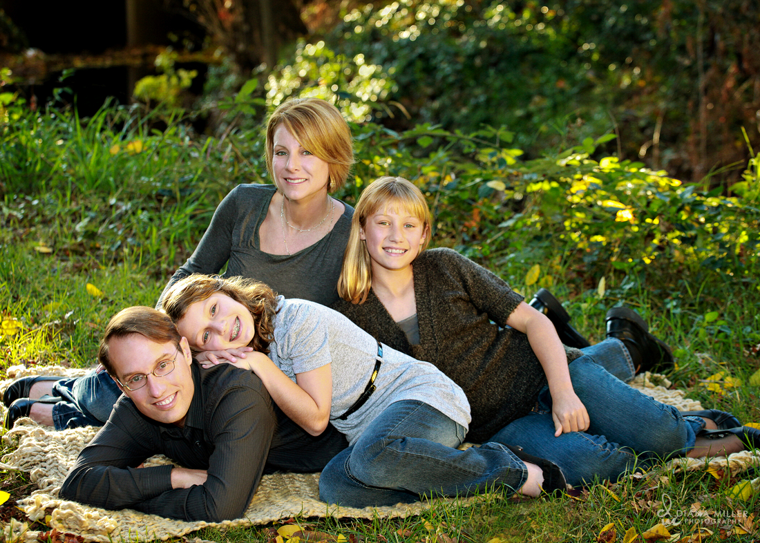 The Southard Family PortraitSession