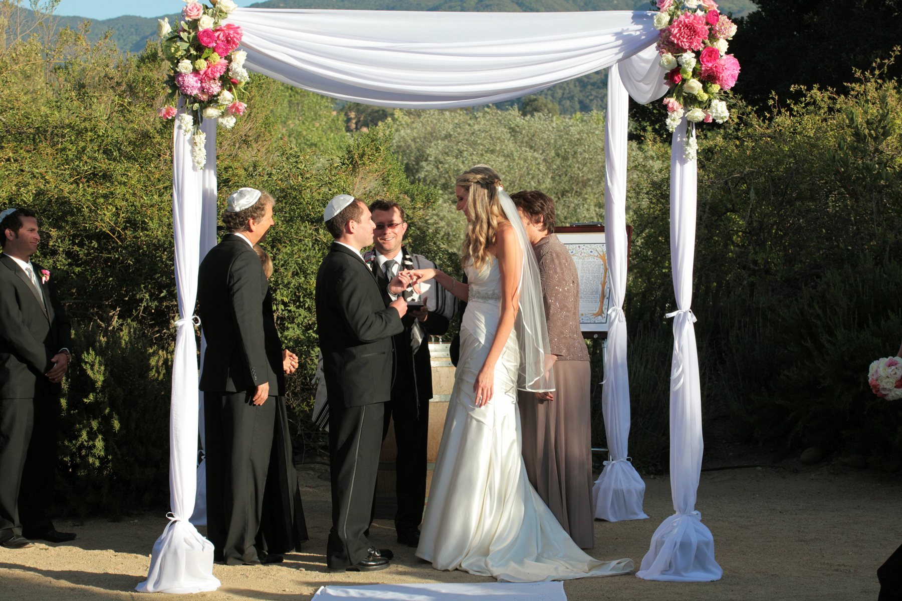 Santa Ynez Wedding Photography