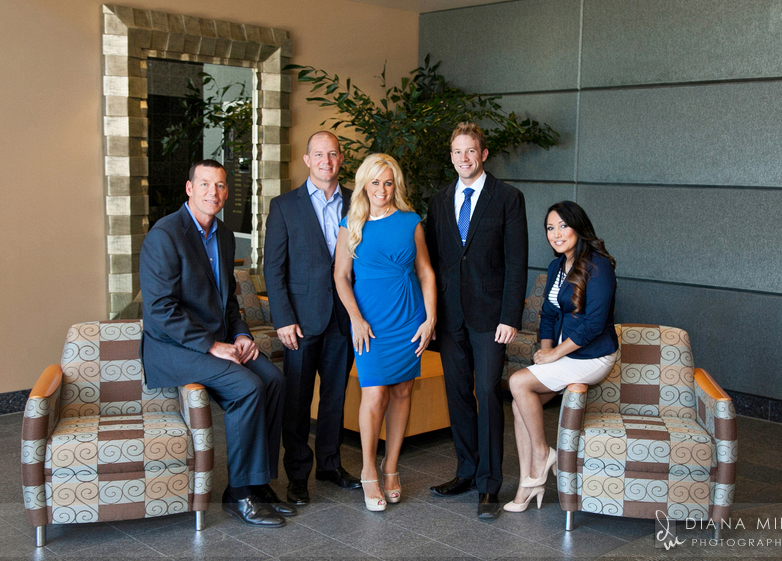 Business portraits for Alpine Mortgage