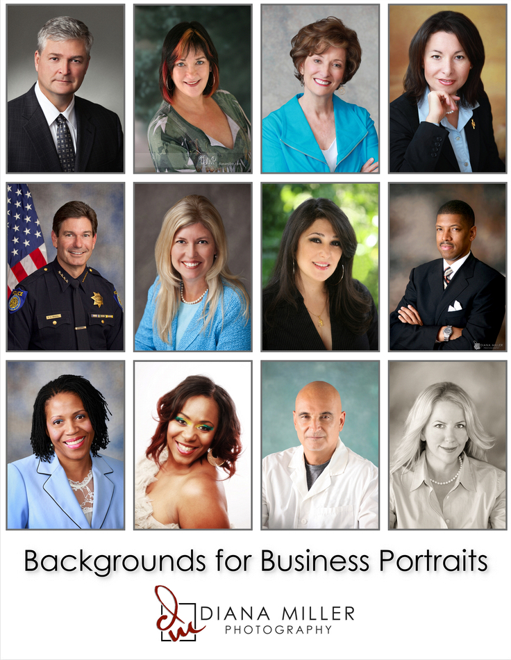 Business Portrait Backgrounds 2016