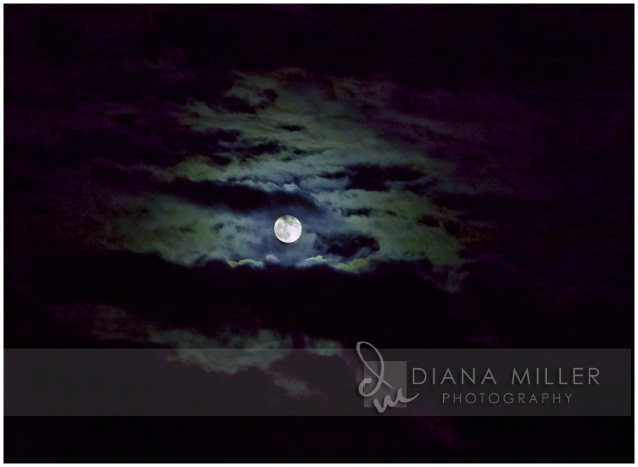 Full Moon June 4th, 2012