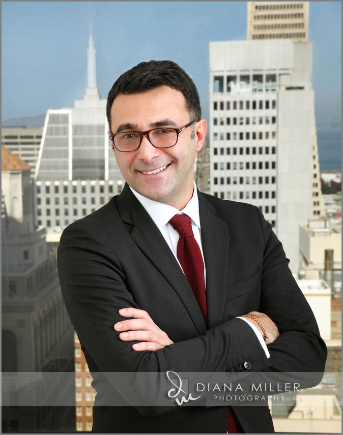Diana Miller Photography - San Francisco Business Portrait