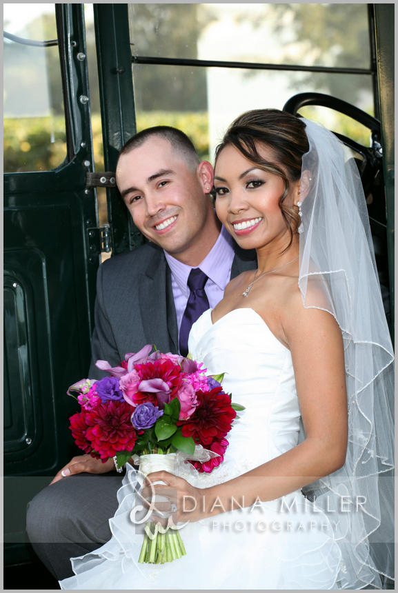 Wedding Photography at Wilson Vineyards near Sacramento, CA