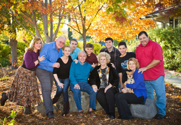 extended Family Portraits