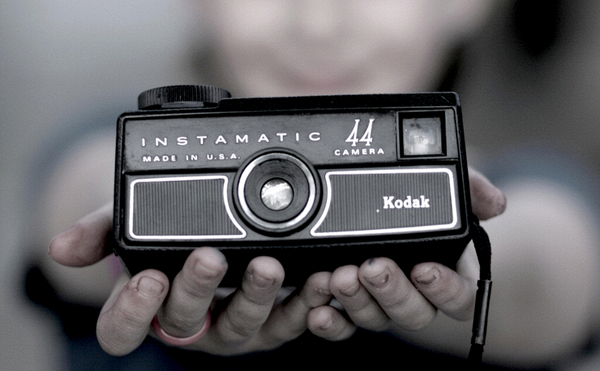 Kodak 44 Instamatic from 1971