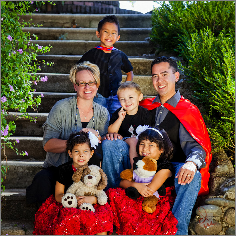 A Super Sacramento Family Portrait Session!