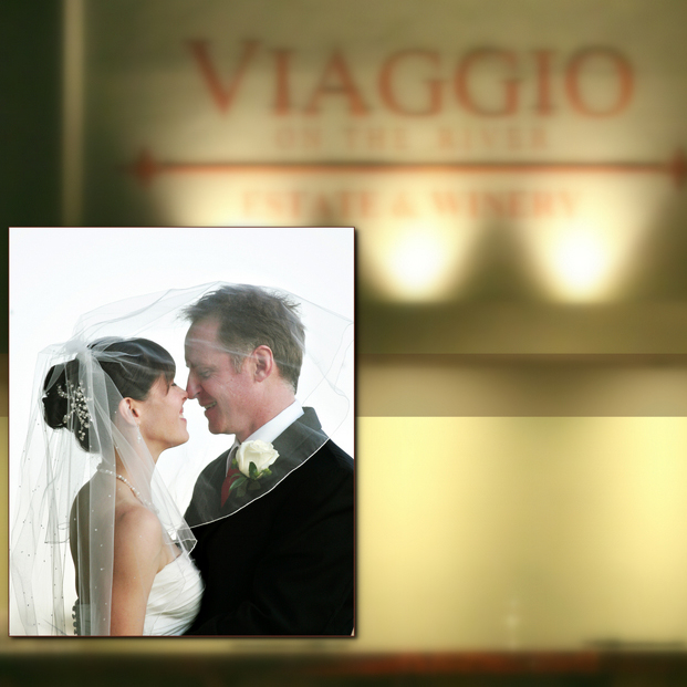 A Beautiful Winery Wedding at Viaggio Winery