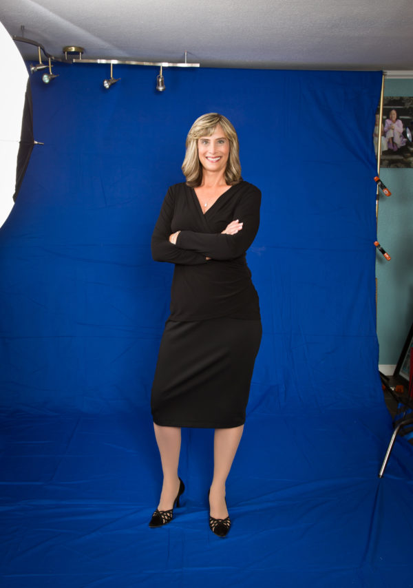 Business portrait of a female